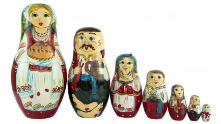 Украинская матрешка
