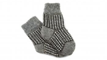 Дитячі шерстяні шкарпетки